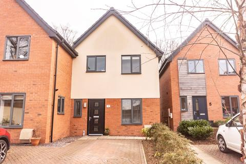 3 bedroom semi-detached house for sale - Cairns Close, Lichfield, WS14