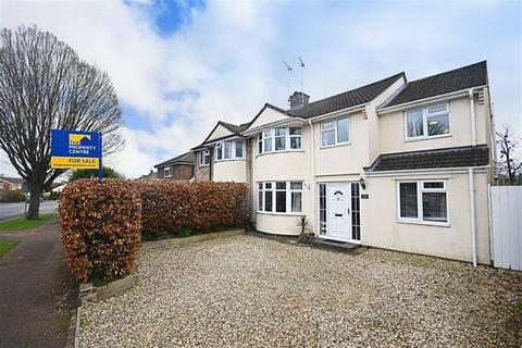 5 bedroom semi-detached house for sale - Hatherley Road, Cheltenham, Gloucestershire