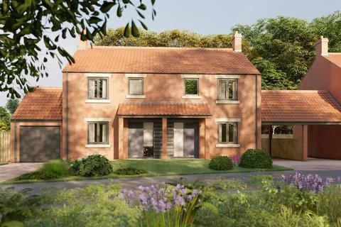 3 bedroom semi-detached house for sale - Plot 3, Chapel Yard, Brawby, Malton YO17 6PY