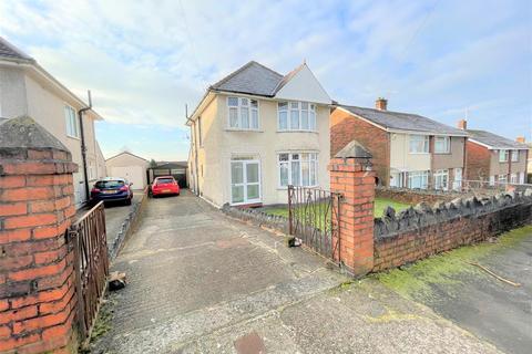 3 bedroom detached house for sale - Pentregethin Road, Ravenhill, Swansea
