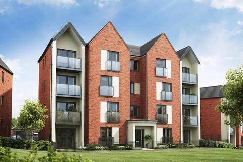 2 bedroom apartment for sale - Plot 195, Foxton With Balcony at Fairfields, Vespasian Road, Fairfields, MILTON KEYNES MK11