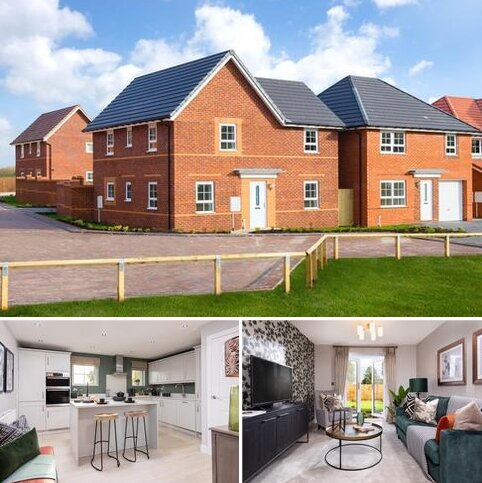 4 bedroom detached house for sale - Plot 107, Alderney at Park Edge, Doncaster, Wheatley Hall Road, Doncaster, DONCASTER DN2