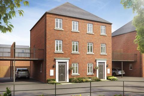 3 bedroom semi-detached house for sale - Plot 52, Cannington Special at The Drive at Mount Oswald, South Road, Durham, DURHAM DH1