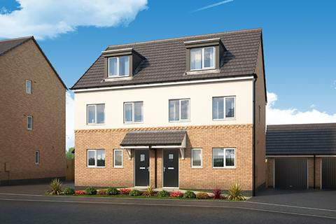 3 bedroom house for sale - Plot 301, The Caraway at Chase Farm, Gedling, Arnold Lane, Gedling NG4