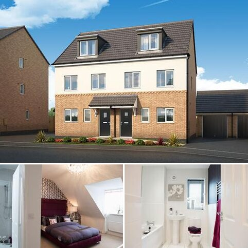 3 bedroom house for sale - Plot 302, The Caraway at Chase Farm, Gedling, Arnold Lane, Gedling NG4