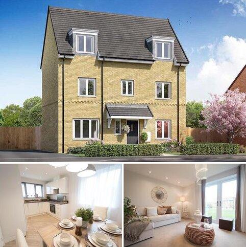4 bedroom house for sale - Plot 299, The Honeysuckle at Chase Farm, Gedling, Arnold Lane, Gedling NG4