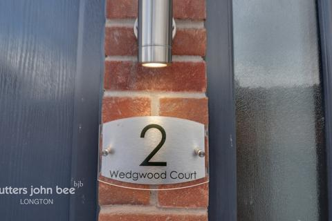 2 bedroom detached house for sale - Wedgwood Court, Stoke On Trent