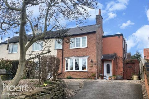 2 bedroom semi-detached house for sale - Main Street, Lambley