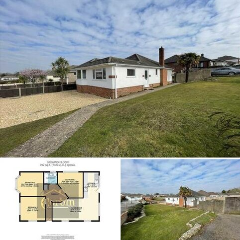 3 bedroom detached bungalow for sale - Fulwood Avenue, Bearwood, Bournemouth