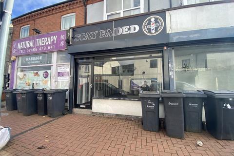 Retail property (high street) to rent - Poplar Road, Smethwick, West Midlands, B66