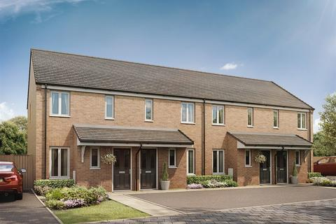 2 bedroom end of terrace house for sale - Plot 205, The Alnwick at Persimmon @ Birds Marsh View, Griffin Walk, Off Langley Road SN15