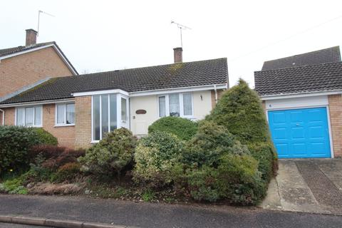 3 bedroom semi-detached bungalow for sale - WILLOWDALE CLOSE, HONITON, EX14