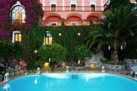 7 bedroom detached villa - Positano