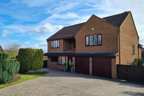 4 bedroom detached house for sale - Gurston Rise, Rectory Farm, Northampton NN3 5HY