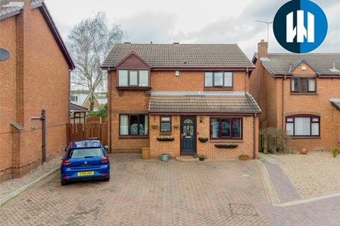 4 bedroom detached house for sale - Holgate Road, Pontefract, WF8
