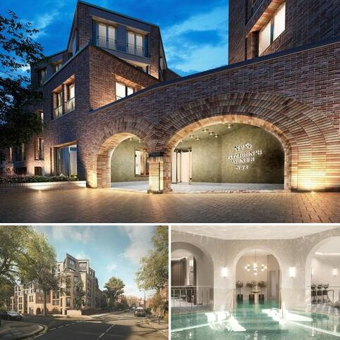 1 bedroom apartment for sale - Plot 1 Bedroom Apartment at Fitzjohn's, 79 Fitzjohn's Avenue NW3