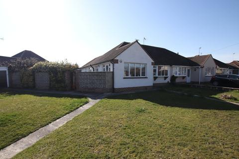 4 bedroom semi-detached bungalow for sale - Melrose Avenue, Worthing, West Sussex, BN13 1NZ