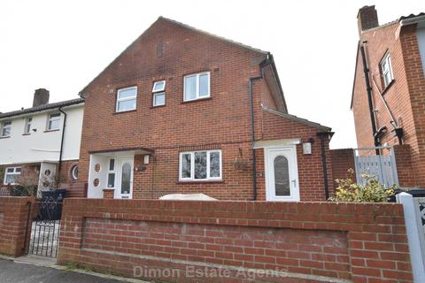 3 bedroom end of terrace house for sale - Green Crescent, Gosport