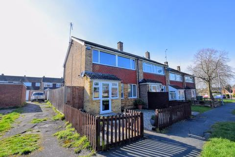 3 bedroom end of terrace house for sale - Lancaster Road, Aylesbury