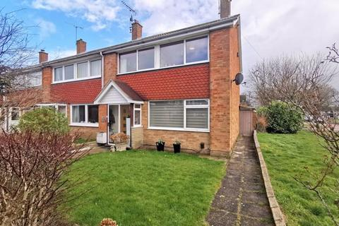 3 bedroom end of terrace house for sale - Long Meadow, Aylesbury