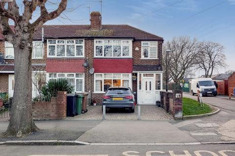 2 bedroom end of terrace house for sale - York Road, London