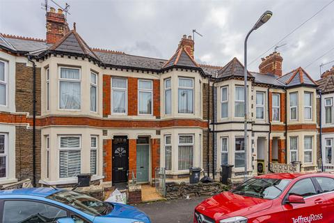 3 bedroom terraced house to rent - Inverness Place, Roath