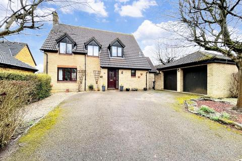 4 bedroom detached house for sale - Peregrine Place, East Hunsbury, Northampton, NN4