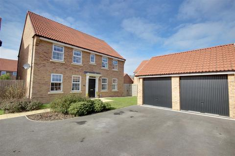 4 bedroom detached house for sale - Rollitt Close, Anlaby