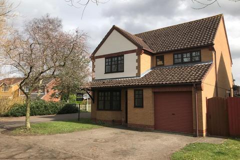 4 bedroom detached house to rent - Macpherson Robertson Way, Mildenhall