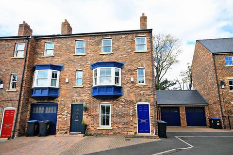 4 bedroom end of terrace house to rent - Dalton Crescent, Nevilles Cross, Durham
