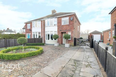 3 bedroom semi-detached house for sale - Brant Road, Waddington