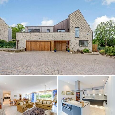 5 bedroom detached house for sale - Thackeray Close, Oxford, OX2