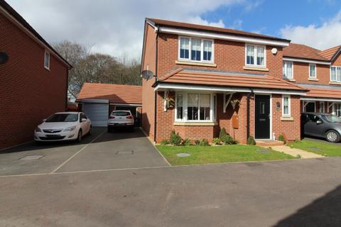 4 bedroom detached house for sale - New Croft Drive, Willenhall