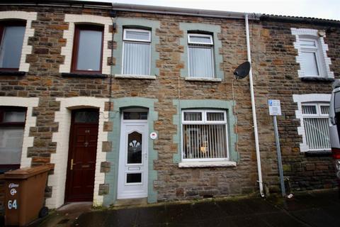 3 bedroom terraced house for sale - Greenfield Street, Bargoed