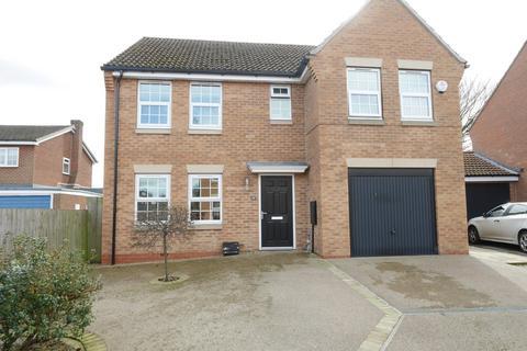 4 bedroom detached house for sale - Carter Street, Howden