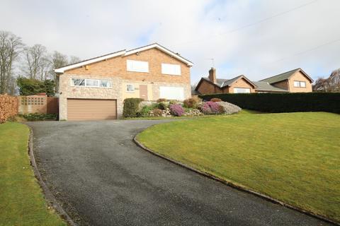 4 bedroom detached house for sale - Llanbedr Hall Drive, Llanbedr