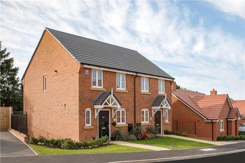 2 bedroom semi-detached house for sale - Plot 72, Beckford at Regency Fields, Tidbury Green B90