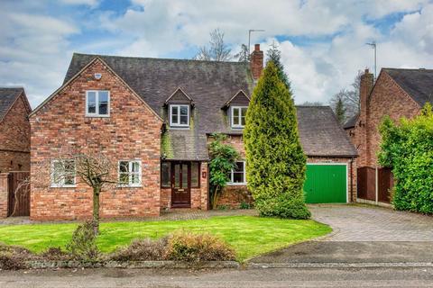 5 bedroom detached house for sale - 4, Wightwick Grove, Wightwick, Wolverhampton, WV6