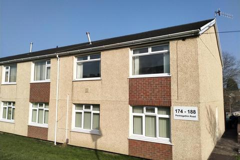 2 bedroom flat for sale - Pentregethin Road, Cwmbwrla, Swansea