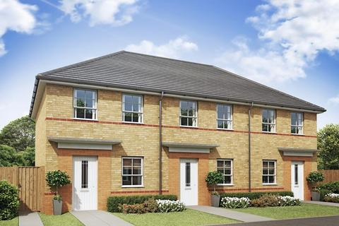 2 bedroom end of terrace house for sale - Plot 385, Denford at South Fields, Stobhill, Morpeth, MORPETH NE61