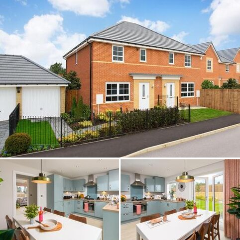 3 bedroom semi-detached house for sale - Plot 70, Ellerton at City Edge, Firfield Road, Newcastle Upon Tyne, NEWCASTLE UPON TYNE NE5