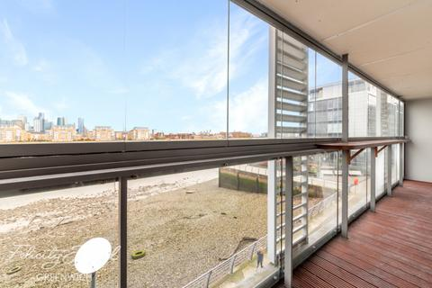 3 bedroom apartment for sale - Dowells Street, Greenwich, London, SE10 9EA