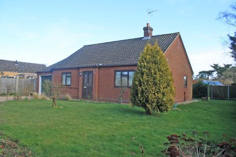 3 bedroom detached bungalow for sale - 12a Pearsons Road, Holt NR25