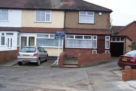 2 bedroom semi-detached house to rent - HAYES, UB4