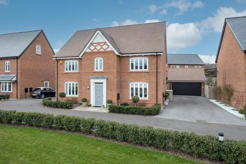 5 bedroom house for sale - 5 bedroom House Detached in Tarporley