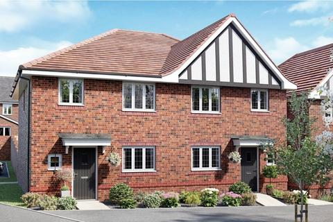 3 bedroom semi-detached house for sale - Plot 20, Downham at Holcombe Gardens, Bury New Road, Ramsbottom BL0
