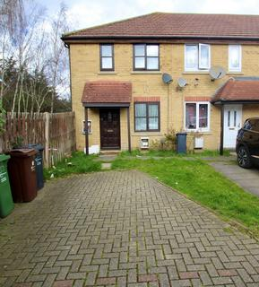 2 bedroom end of terrace house for sale - Estuary Close, Barking, IG11