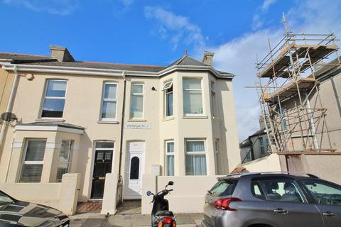 3 bedroom end of terrace house for sale - Grenville Road, Plymouth