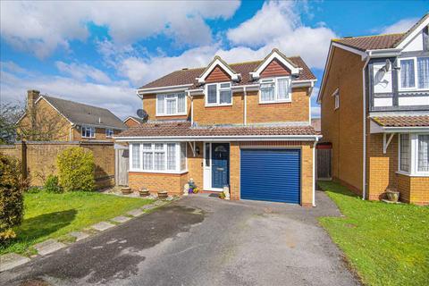 4 bedroom detached house for sale - Burrowfields, Hatch Warren, Basingstoke