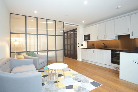 Studio to rent - Emery Wharf, 1 Emery Way, London E1W